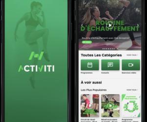 Se faire coacher (gratuitement) par un sportif de haut niveau, c'est possible avec l'application Activiti (MyCoach)