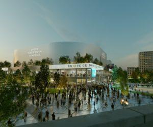 Les équipes de l'Accor Arena remportent l'exploitation de la future Arena Porte de la Chapelle