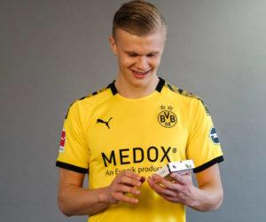 Sponsoring – Evonik laisse sa place à Medox sur le maillot du Borussia Dortmund contre le Bayern Munich