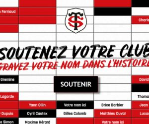 Rugby – Le Stade Toulousain lance son « Fan Wall » payant au stade Ernest-Wallon