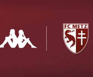 Kappa de retour comme équipementier officiel du FC Metz jusqu'au moins 2023