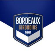 Le FC Girondins de Bordeaux présente son nouveau logo