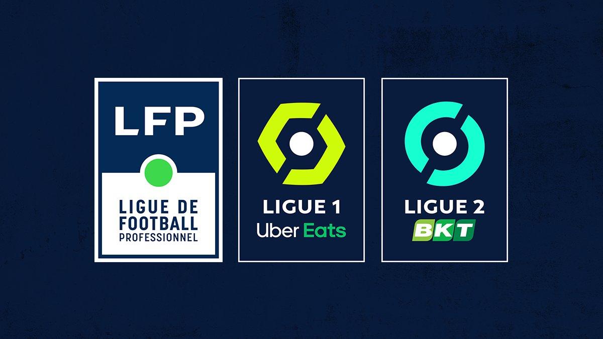 La Lfp Devoile Les Nouveaux Logos De La Ligue 1 Uber Eats Et Ligue 2 Bkt Concus Par L Agence Dragon Rouge Sportbuzzbusiness Fr