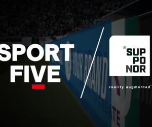SPORTFIVE prolonge son partenariat avec Supponor et mise sur la publicité virtuelle pour booster les revenus des clubs