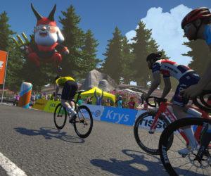 Cyclisme – A.S.O et Zwift vont animer le mois de juillet avec un Tour de France virtuel 2020