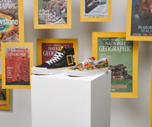 VANS x National Geographic, une collaboration naturelle