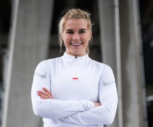 La joueuse de football Ada Hegerberg signe chez Nike, un contrat de 10 ans à 1M€ ?