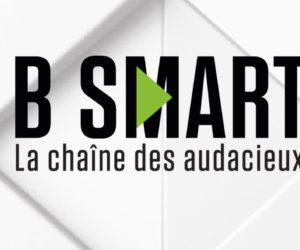 La nouvelle chaîne économique B SMART va proposer une émission «sport et business» avec SMART SPORT en partenariat avec Bros