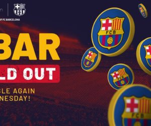 La vente des premiers Fan Tokens du FC Barcelone génère 1,2 million d'euros et fait « sold out »