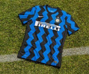 Football – Nike dévoile le nouveau maillot domicile «zigzag» de l'Inter Milan pour la saison 2020-2021