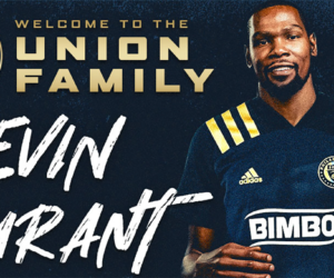 MLS – Philadelphia Union officialise l'arrivée de Kevin Durant comme nouvel actionnaire minoritaire