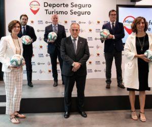 Le gouvernement espagnol et LaLiga lancent la campagne «Spain Awaits You» pour relancer le tourisme en Espagne