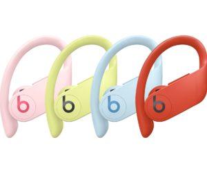 Shopping – Beats dévoile 4 nouveaux coloris des Powerbeats Pro