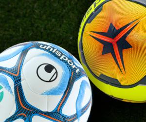 uhlsport dévoile les nouveaux ballons officiels de la Ligue 1 Uber Eats et Ligue 2 BKT pour la saison 2020-2021