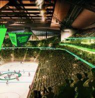 Amazon s'offre le Naming de la nouvelle Arena de Seattle baptisée «Climate Pledge Arena», future exemple environnemental