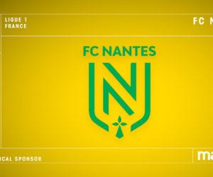 Macron nouvel équipementier du FC Nantes, le maillot dévoilé Jeudi 16 juillet