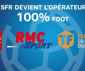 Droits TV – La chaîne Téléfoot débarque chez SFR et enrichit son offre avec l'UEFA Champions League