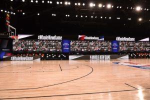 La NBA et Microsoft proposent une nouvelle expérience connectée et «courtside» aux fans pour le restart à Orlando