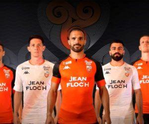 La culture Celte et le Che Guevara sur les nouveaux maillots 2020-2021 du FC Lorient conçus par Kappa