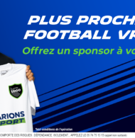 ParionsSport (FDJ) va sponsoriser 100 clubs de football amateurs (Appel à candidatures)