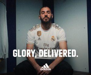 Comment adidas célèbre le 34ème titre de Champion d'Espagne du Real Madrid