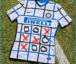 Nike inspire la toile avec le nouveau maillot extérieur de l'Inter Milan pour 2020-2021