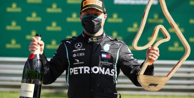 Sponsoring – La marque de Champagne Carbon se retire des podiums de Formule 1 «à cause du Covid-19»