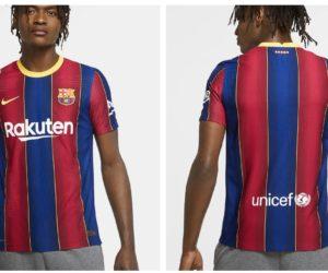 Une action en justice du FC Barcelone contre Nike à cause du nouveau maillot 2020-2021 ?