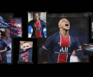 Nike dévoile les nouveaux maillots «Hechter» du Paris Saint-Germain pour la saison 2020-2021 et les 50 ans du club