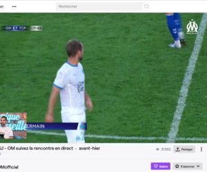 Quelle audience pour le premier match de l'Olympique de Marseille (amical) diffusé sur Twitch ?