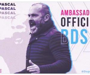 Pascal Dupraz met un pied dans l'eSport en devenant ambassadeur de la Team BDS
