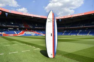 Le PSG se lance dans le merchandising en édition ultra limitée avec «PSG Limited» (un paddle gonflable en première collab)