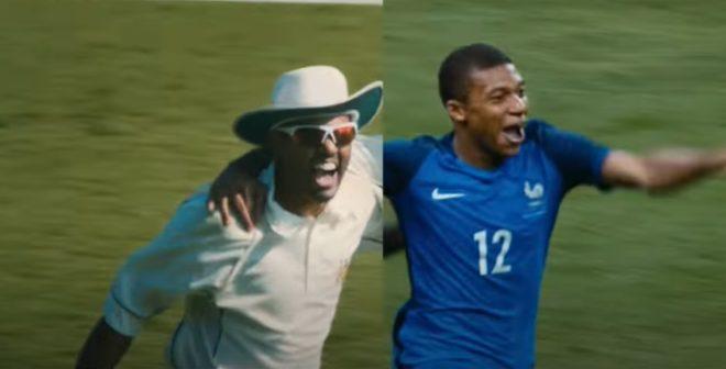 Nike dévoile sa nouvelle publicité «You can't stop us» réalisée avec un mix d'images de ses ambassadeurs