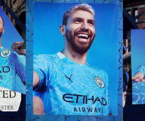 Puma dévoile le nouveau maillot domicile de Manchester City pour la saison 2020-2021