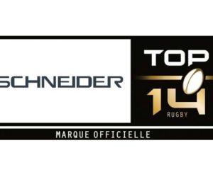 Rugby – La marque Schneider nouveau sponsor du TOP 14