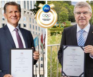 Sponsoring – Procter & Gamble (P&G) et Atos prolongent avec le Comité International Olympique (CIO)