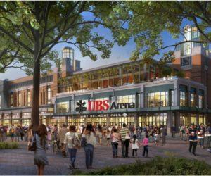 NHL – UBS s'offre le Naming de la future salle des New York Islanders qui s'appellera UBS ARENA