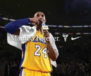 «Better», le magnifique hommage vidéo de Nike à Kobe Bryant