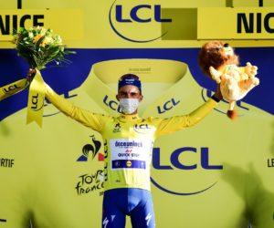 Tour de France 2020 – Le détail des primes distribuées (Victoire d'étape, Maillot Jaune, Maillot à Pois, Maillot Vert,…)