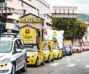 Les marques présentes dans la Caravane publicitaire du Tour de France 2020
