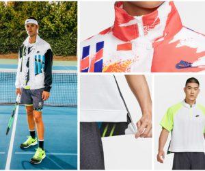 Tennis – Nike lance une collection vintage «Challenge Court» inspirée par Andre Agassi pour l'US Open 2020