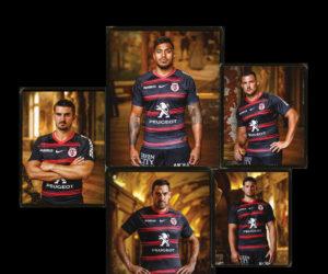 Rugby – Nike dévoile le nouveau maillot domicile 2020-2021 du Stade Toulousain