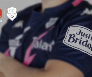Rugby : Justin Bridou devient Partenaire Principal du Stade Français