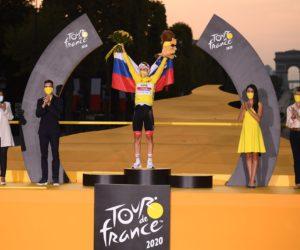 France Télévisions et Eurosport se félicitent des bonnes audiences du Tour de France 2020