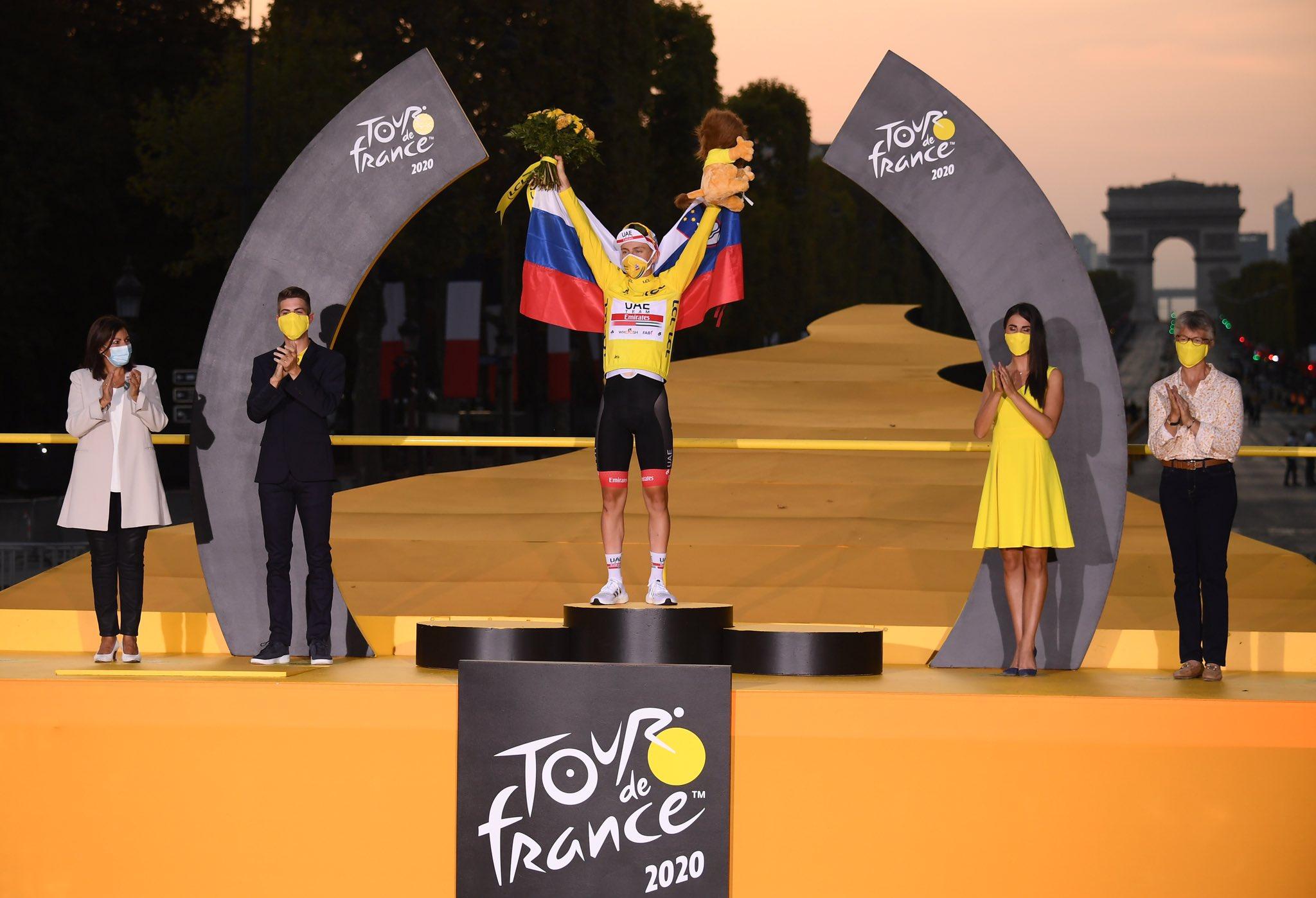 Belles audiences pour le Tour de France
