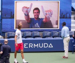 Tennis – L'US Open chouchoute les joueurs et les joueuses avec le «Virtual Player Box»
