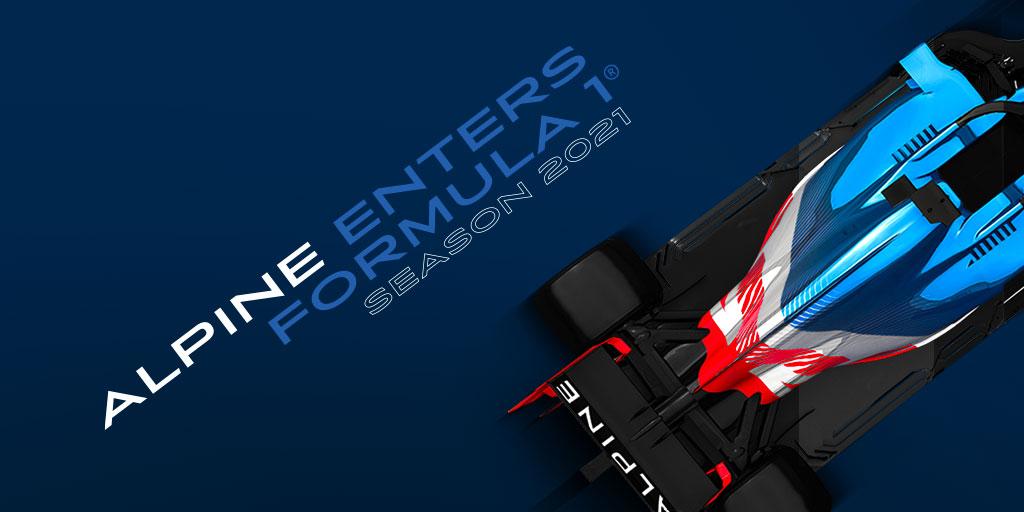 Avec Alpine F1 Team, Renault veut mettre en avant l'excellence française