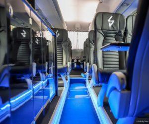 LDLC ASVEL dévoile son nouveau bus haut de gamme