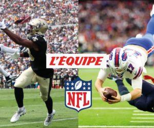 Droits TV – La NFL débarque sur L'Equipe, beIN SPORTS toujours en discussions
