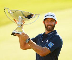 Golf – Dustin Johnson empoche 15 millions de dollars grâce à la FedExCup